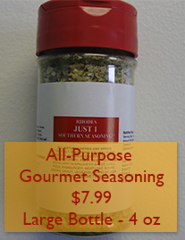 Rhodes Gourmet Seasoning